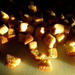 Secretly Simple Croutons