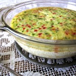 Lily Wallace Corn Pudding