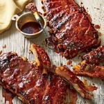 Honey & Soy Lacquered Ribs