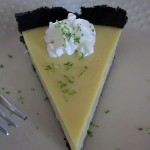 Zesty Lime Pie