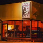 Sticks and Stones Review ****