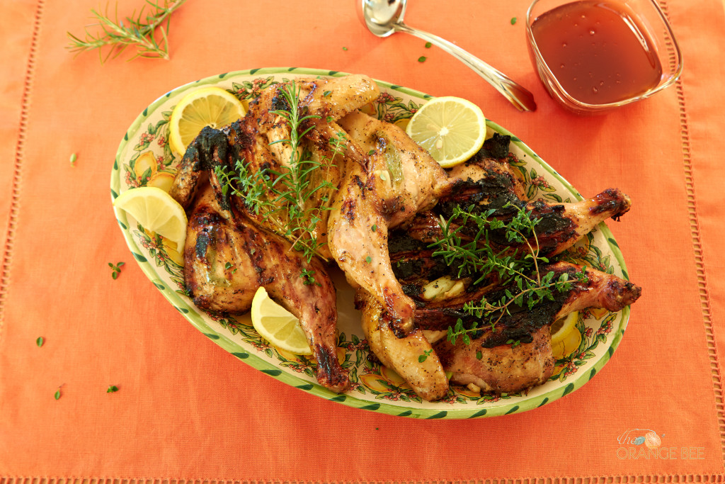 Grilled Cornish Hens With Lemon And Rosemary Recipes — Dishmaps