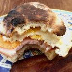 Homemade Egg McMuffin