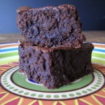 Brownie With A Bite
